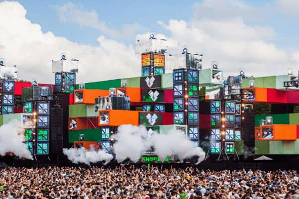 Awakenings Festival Stage