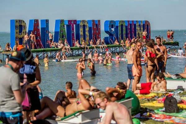 Balaton-Sound-meer