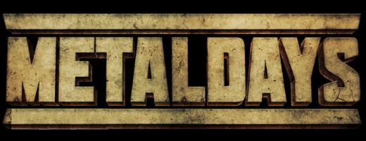 MetalDays logo 2019