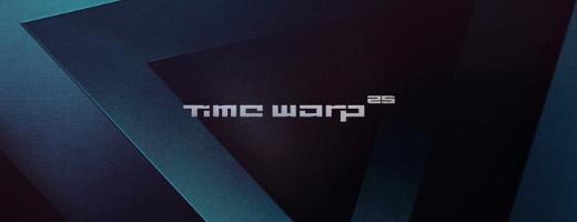 Time Warp 25 DE logo 2019