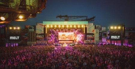 Tips for Melt festival: header