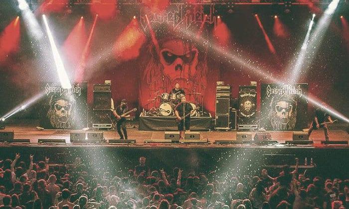 Metaldays Stage