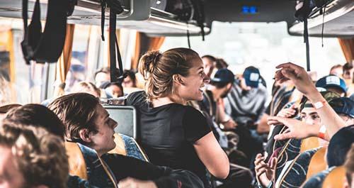 Maximal bus trip