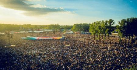 Rock Werchter crowd
