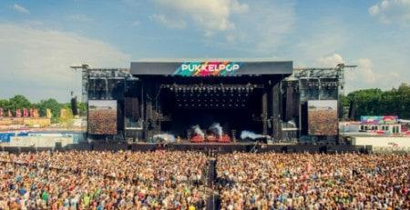 Pukkelpop stage