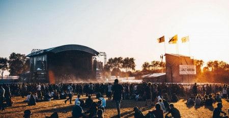 Dour Festival Stage