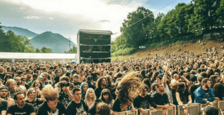 Metaldays public