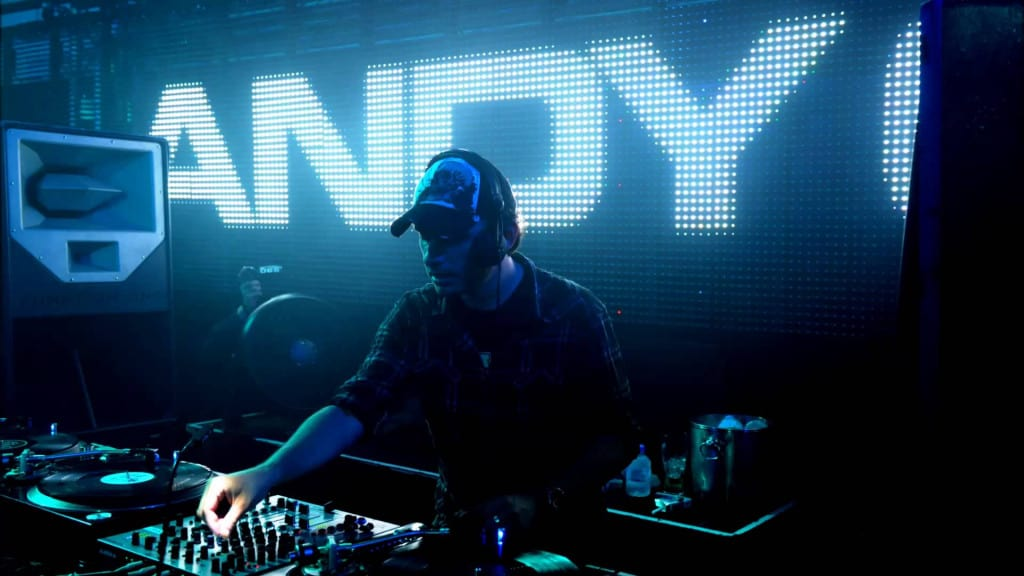 andy c let it roll festival 2019