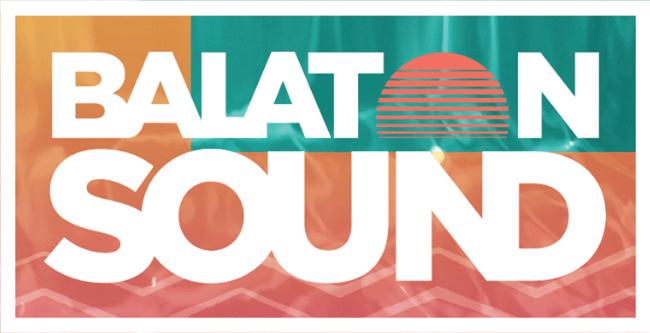 Balaton Sound logo 2019